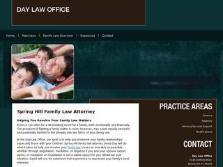 Spring Hill Florida Divorce Attorney