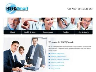 HSEQ Smart Ltd – Health and Safety Services UK