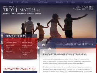 Immigration Lawyer Lancaster PA