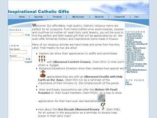 Catholic Christian Gifts