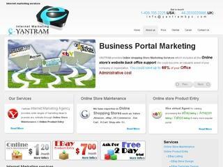 Yantram Customizing Your eBay Store