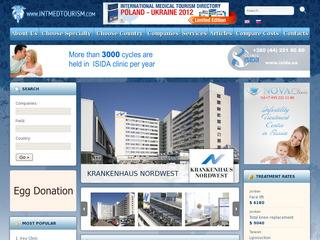 International Medical Tourism Directory