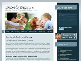 San Antonio Divorce Modification Lawyer