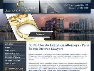 Law Offices of James S. Cunha