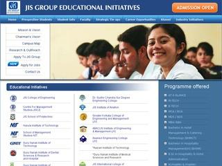 JIS Group Educational Initiatives