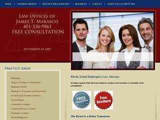 RI Bankruptcy Attorney