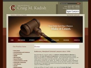 Theft Offenses Attorney Baltimore Maryland