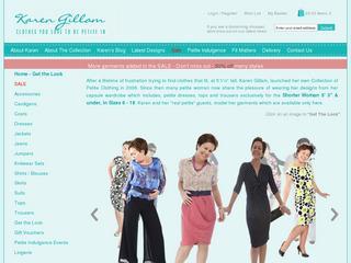 Karen Gillam Petite Design