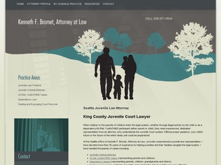 Seattle WA Juvenile Law Attorney