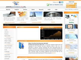 Online Forex & CFD Trading