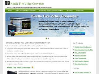 Best Kindle Fire Video Converter