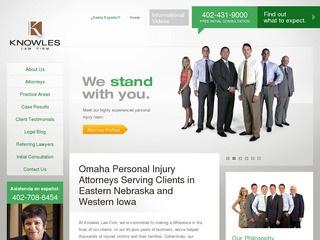 Nebraska Injury Lawyer