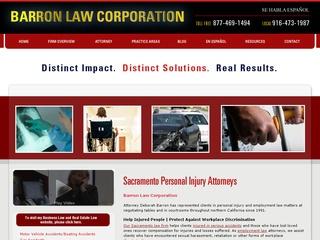 Sacramento Personal Injury Lawyers