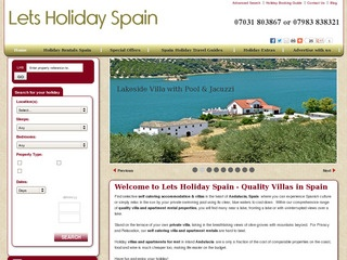 Lets Holiday Spain