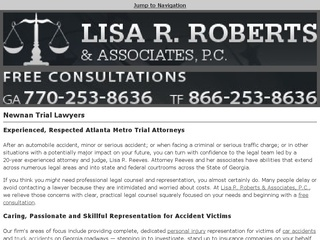 Newnan Truck Accident Lawyer