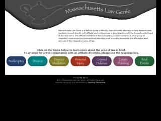 Massachusetts Law Genie