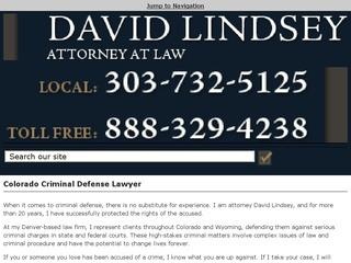 Denver Criminal Law Attorney