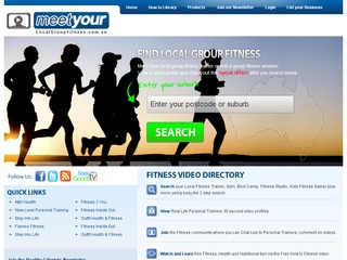 Group Fitness Sydney