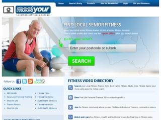 Senior Fitness Sydney
