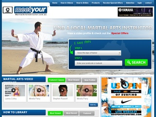 Martial Arts Instructor Adelaide