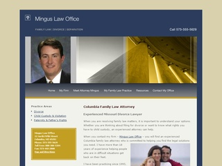 Columbia MO Family Law Attorney