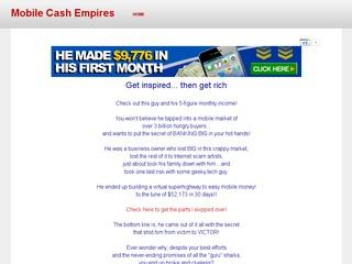 Mobile Cash Empires