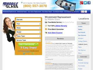 Windshield Replacement & Auto Glass Repair