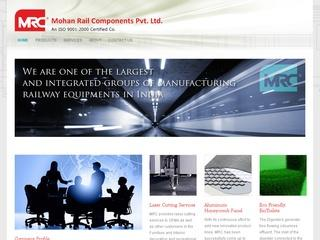 Railway Components Manufacturers