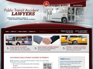 AC Transit Injury Lawyer