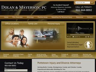 Auto Accident Lawyers Pottstown PA