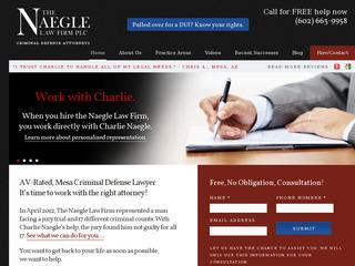 Mesa Criminal Defense Lawyer