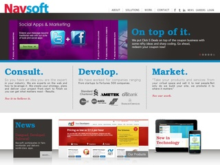 Navsoft – Web Design & Web Development Service Provider