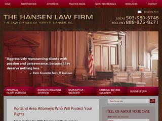 Commercial Law Attorney