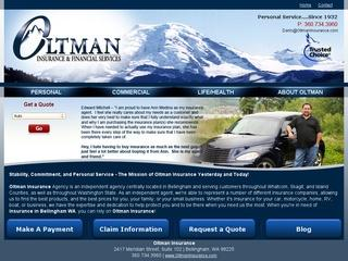 Oltman Insurance Inc