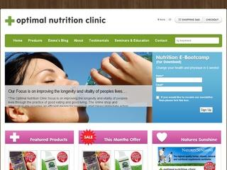 Optimal Nutrition Clinic