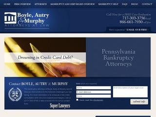 Dauphin County Bankruptcy Lawyer