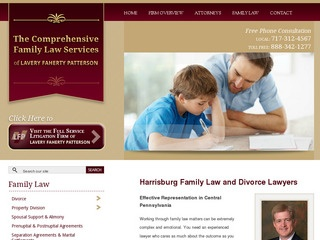 PA Child Support Lawyer