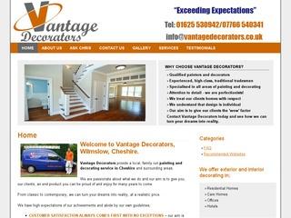 Vantage Decorators