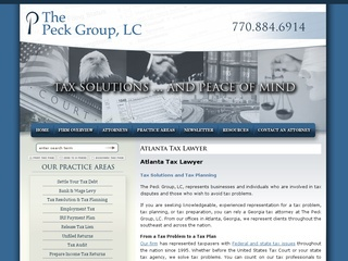 GA Tax and IRS Law Firm