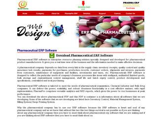 Pharmaceutical ERP Software