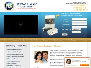 Mesa Bankruptcy Lawyer