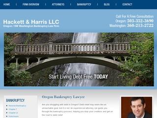 Bankrutpcy Lawyer Portland Oregon