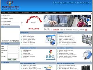 Prabhanjam India Software