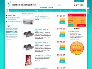 Premium Pharmaceuticals