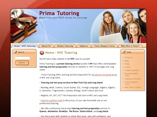 Tutoring and Test Preparation – NYC and Long Island