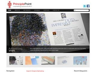 Principle Point Marketing Solutions Firm