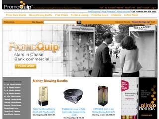 PromoQuip – Your Source for Plinko Boards and Prize Wheels