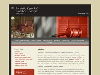 Georgia Personal Injury Lawyer