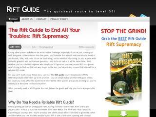 Rift Guide