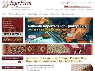 Persian and Oriental Rugs